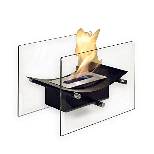 Bio Fires - Bow Bio Ethanol Burner Black
