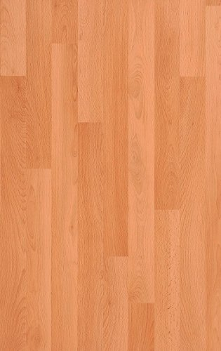 MEISTER 6201 Klick Laminat Laminatboden Buche 3-Stab Schiffsboden Holz-Nachbildung   3,06 qm / 12 Dielen