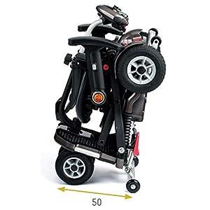 Scooter eléctrico compacto plegable Brio PLUS de Apex