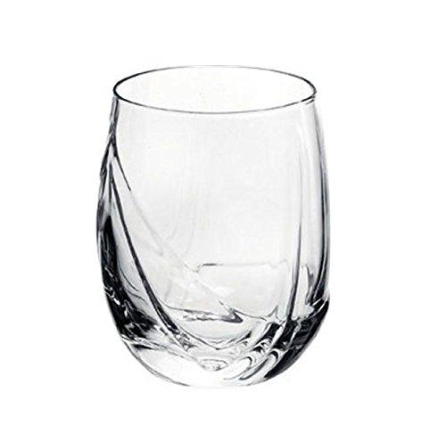 Set di 6 Bicchieri acqua da 29,5 cl - BORMIOLI ROCCO MADE IN ITALY linea Rolly