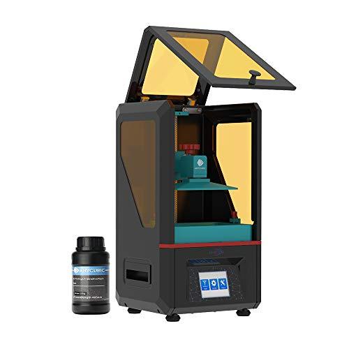 ANYCUBIC Photon Resin 3D Drucker UV LCD Drucker Druckbereich von 115 x 65 x 155 mm 2,8 Zoll Farbtouchscreen Vollständig montiert (Photon)