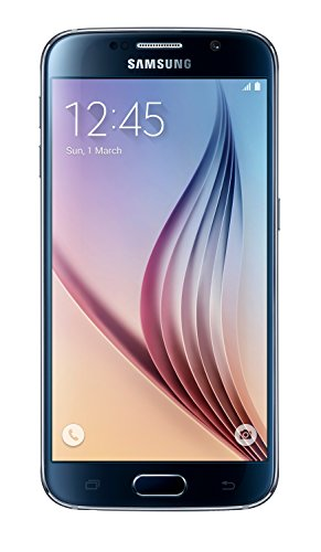 Samsung Galaxy S6 UK SIM-Free Android Smartphone - Black