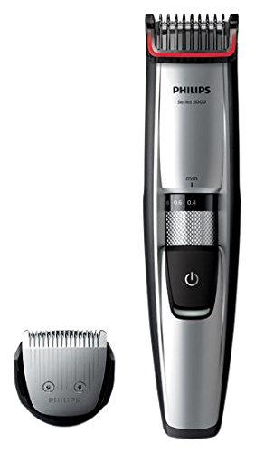 Philips BT5206/16 Tondeuse barbe Series 5000 avec guide de coupe dynamique