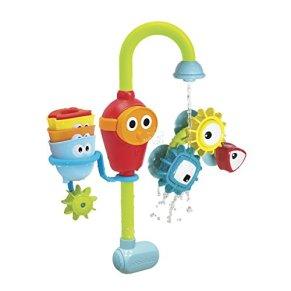 Yookidoo - Grifo encaja y gira pro - juguete baño para bebé; juego de agua; juguete bañera para niños de entre 1 y 6…