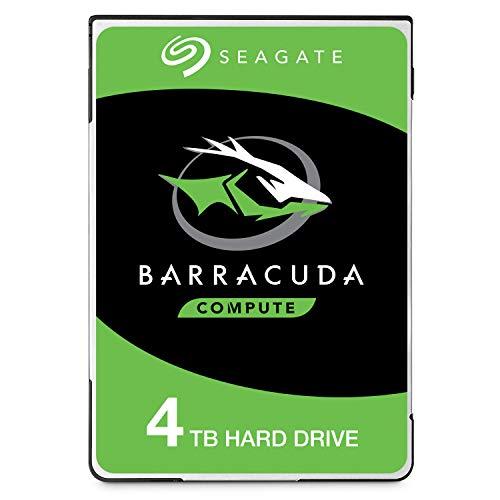 Seagate ST4000LM024 HDD Interno da 2.5', Nero