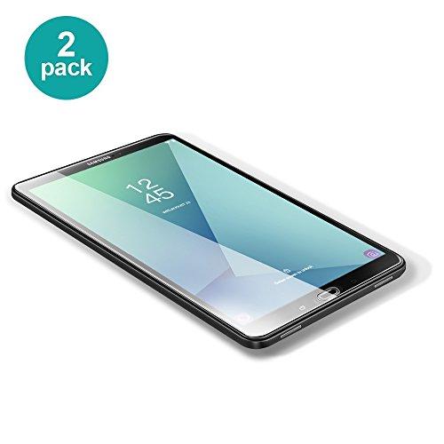 POSUGEAR Pellicola Vetro Temperato Compatibile con Samsung Galaxy Tab A 10.1 2016 SM-T580N / T585N Tablet, Durezza Ultra Resistente Pellicola Vetro, 0.25mm, Trasparente, Pacco da 2
