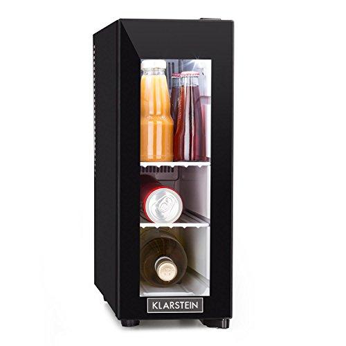 Klarstein Frosty 13L • frigorifero • Cantinetta vino • Frigo per medicine • 13 litri •...