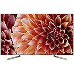 """Sony KD-55XF9005 - Televiseur 55"""" 4K HDR LED avec Android TV (X-Motion Clarity, 4K HDR Processor X1 Extreme, TRILUMINOS, X-tended Dynamic Range Pro, Wi-FI), Noir"""