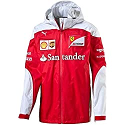 Scuderia Ferrari - Giacca - Uomo Rouge - Rouge XXL