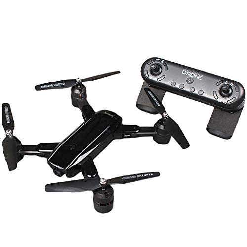 Drone Con Hd Camera, Chshe Dr 2.4 Ghz 4Ch 1080P 5Mp Wifi Camera Quadcopter Drone, Regalo Per Amici E...