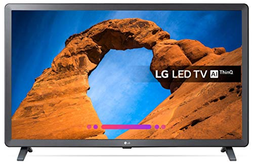 LG 32LK610B 32' HD Smart TV Wi-Fi Black, Grey LED TV - LED TVs (81.3 cm (32'), 1366 x 768 pixels,...