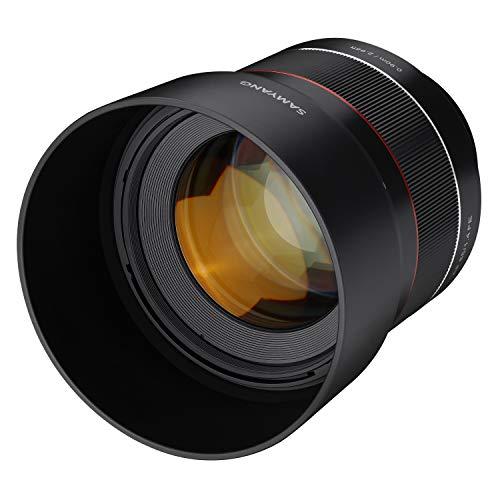 Samyang AF F1.4 Sony FE Focale Fissa Autofocus Pieno Formato Obiettivo per Sony Mirrorless e Reflex...