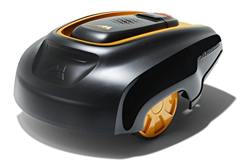 With coverage of up to 1000m2 which is around quarter of an acre, there is no contending that the Mcculloch ROB 1000 Robotic Lawn Mower is the best pick for larger lawns that are perhaps a little to big for the Flymo model to handle. This works day or night, rain or shine, and it's fully programmable.