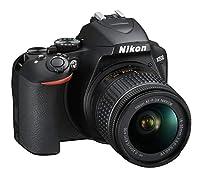 """Reflex 3"""" 24.2 Mpx - obiettivo 18-55mm vr - memoria esterna 16 gb - stabilizzatore d'immagine - grandangolo (wide) - batteria ricaricabile - compatibile picture bridge - face detection - colore nero"""
