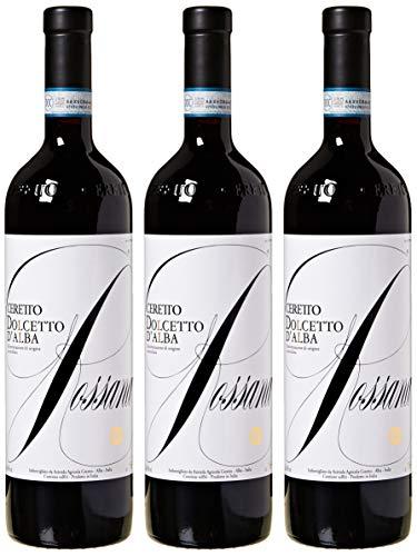 Dolcetto Alba Rossana DOC Ceretto, 0.75 L 3 Confezioni da 750 ml