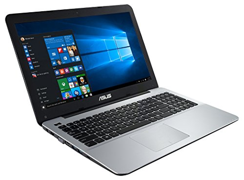 ASUS X555YA-XX069T 15.6-Inch HD Notebook (Matt Black) - (AMD Quad Core A6-7310 2.0 GHz, 4 GB RAM, 1 TB HDD, Windows 10)