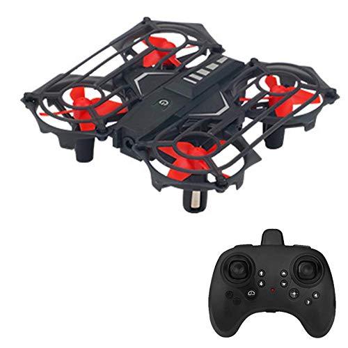 Tenlso Mini Drone UFO per Bambini, Telecomando con Sensore Orologio UFO Micro Quadricoptero LED...
