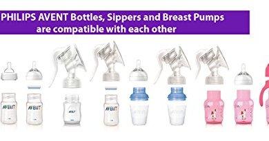 Philips Avent Natural Feeding Bottle 10