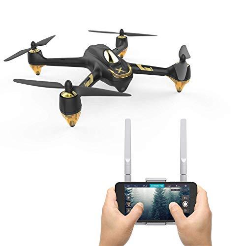 Hubsan-H501A-X4-Air-Pro - bürstenlos - WiFi-Quadcopter-Drohne - App-kompatibel - GPS 1080FHD Kamera - automatische Rückkehr - hält die Höhe