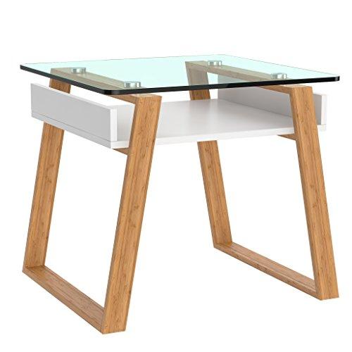 bonvivo Pablo, Tavolino da Salotto Moderno, Tavolino Basso, Tavolino da Divano - Tavolino da Salotto...