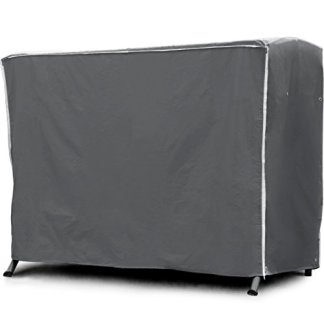 Purovi® Premium Hollywood TELO di copertura per DONDOLO   Tessuto Oxford 420D   Misura universale 210 x 150 x 150 cm   Idrorepellente e resistente ai raggi UV