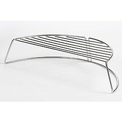 DANCOOK 120019 Scaldvivande per Barbecue sferico, Stainless Steel