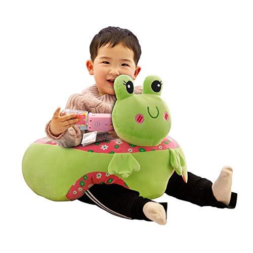 Cute Baby seggiolino bambini Portable sostegno morbido peluche divano PP cotone apprendimento seduta sedia fumetto infantile giocattoli di peluche, 50cm x 50cm x 29cm