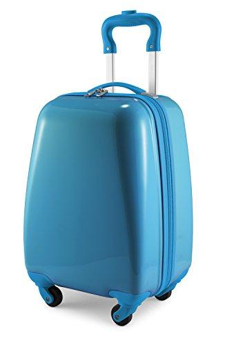 HAUPTSTADTKOFFER - For Kids - valigie per bambini, trolley rigido da viaggio per ragazzi e ragazze,...