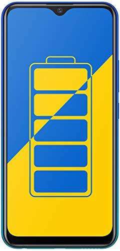 Vivo Y15 (Aqua Blue, 4GB RAM, 64GB Storage) with No Cost EMI/Additional Exchange
