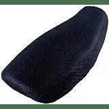 Autofy Universal Mesh Bike Seat Cover for All Bikes (Black)