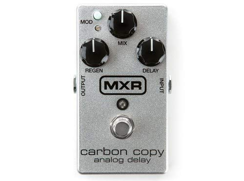 MXR M169A Carbon Copy 10th Anniversary Analog Delay Guitar Effects Pedal