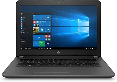 "HP 240 - Ordenador portátil de 14"" (Intel Core i3-7020U, 8 GB de RAM, 128 GB de Disco Duro, Windows 10 Home) Color Negro"