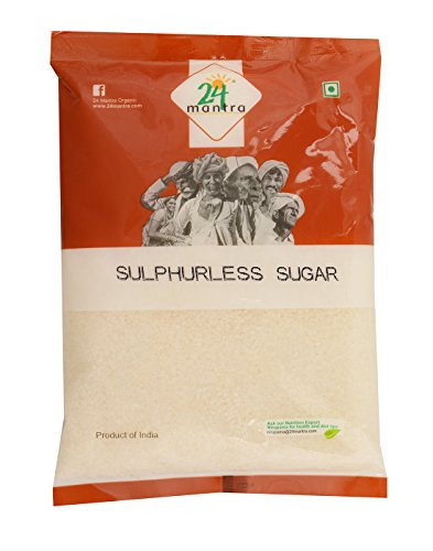 24 Mantra Organic Sulphur Less Sugar, 500g