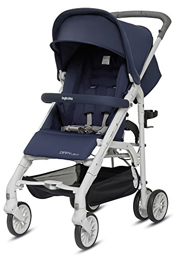 Inglesina Zippy Light Passeggino Reclinabile, Ocean Blue
