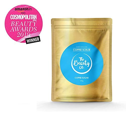 The Beauty Co. Sugar Coffee Scrub, 100 g