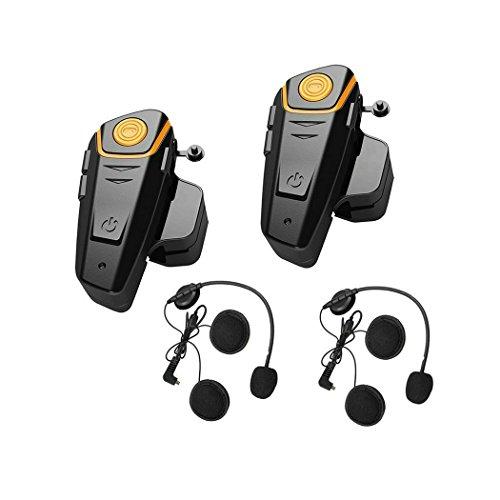 0486dfef601 oferta en ENCHICAS 2x BT S2 Intercomunicador Casco Moto Manos Libres ...