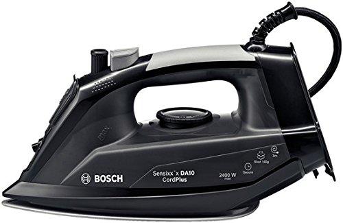 Bosch TDA102411C Ferro a vapore Ceramica 2400W Nero ferro da stiro