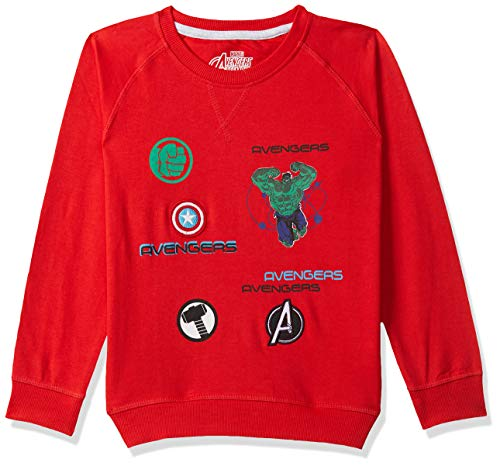 Colt by Unlimited Boys' Sweatshirt (276986296_RED_02Y_Red_02y)
