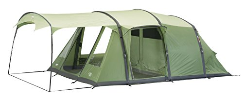 Vango Airbeam Odyssey Air Inflatable Tent, Unisex Adulto, Epsom Green 1
