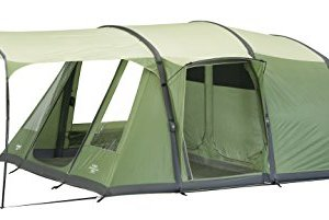Vango Airbeam Odyssey Air Inflatable Tent, Unisex Adulto, Epsom Green 11