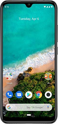 Xiaomi Mi A3 (Kind of Grey, 4GB RAM, 64GB Storage) - Extra 1,000 Off on Exchange & 6 Month No Cost EMI