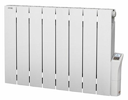 Acova Cotona LCD Radiateur électrique aluminium inertie fluide 1500 W