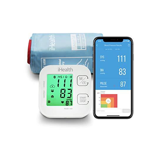 iHealth TRACK misuratore di pressione da braccio Bluetooth