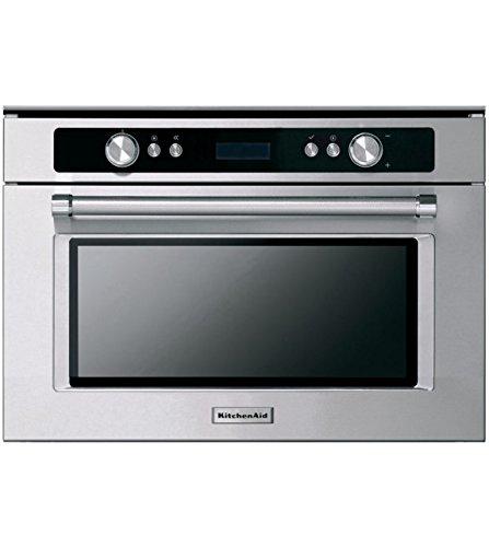 Kitchenaid Forno a microonde Combi ad Incasso KMMXX 38600 Finitura Acciaio Inox da 38 cm