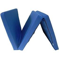 Altabebe AL5000-01 - Colchón para cuna de viaje, 60 x 120 cm, color azul marino