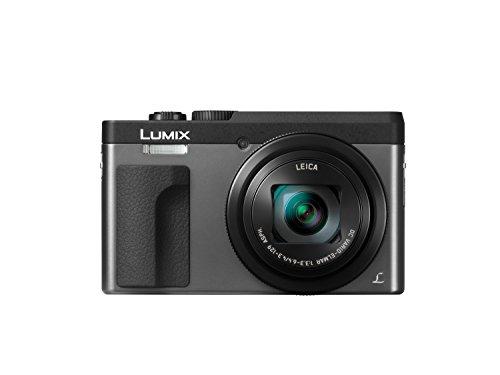 Panasonic DC-TZ90EG Fotocamera 4K, Argento