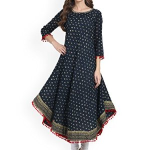 Amayra Women's Cotton Anarkali Kurti 17  Amayra Women's Cotton Anarkali Kurti 41gJ6GOxbaL