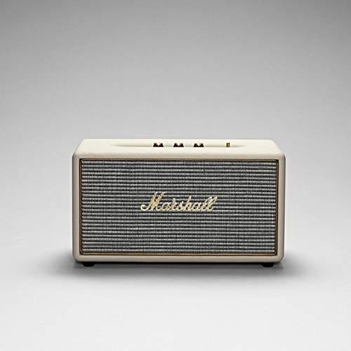 Marshall Stanmore 04091629 Bluetooth Speaker System (Cream)