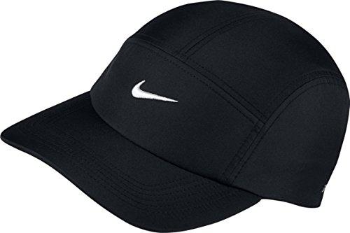 Nike Black Aerobill Running cap - surplusxstock 416e113779d