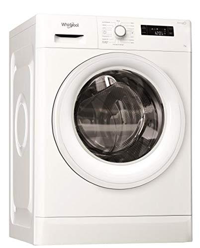 Whirlpool FWF 71483 W2 FR lavatrice Libera installazione Caricamento frontale Bianco 7 kg 1400...